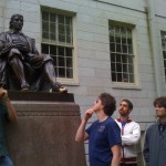 John Harvard tells us to start the set with &quot;Why So Serious?&quot;