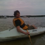 kayaking on the cape