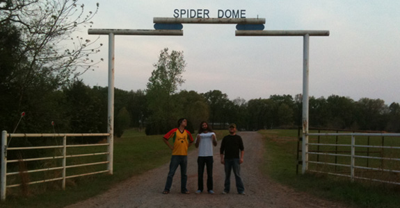 spiderdome